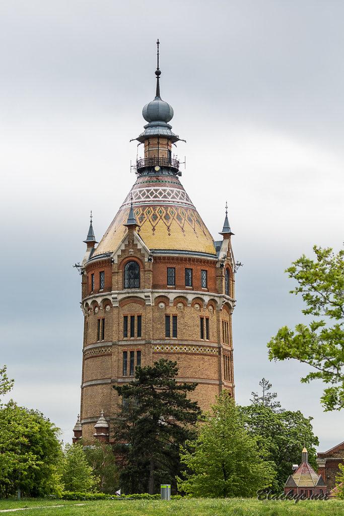Wasserturm, Favoriten