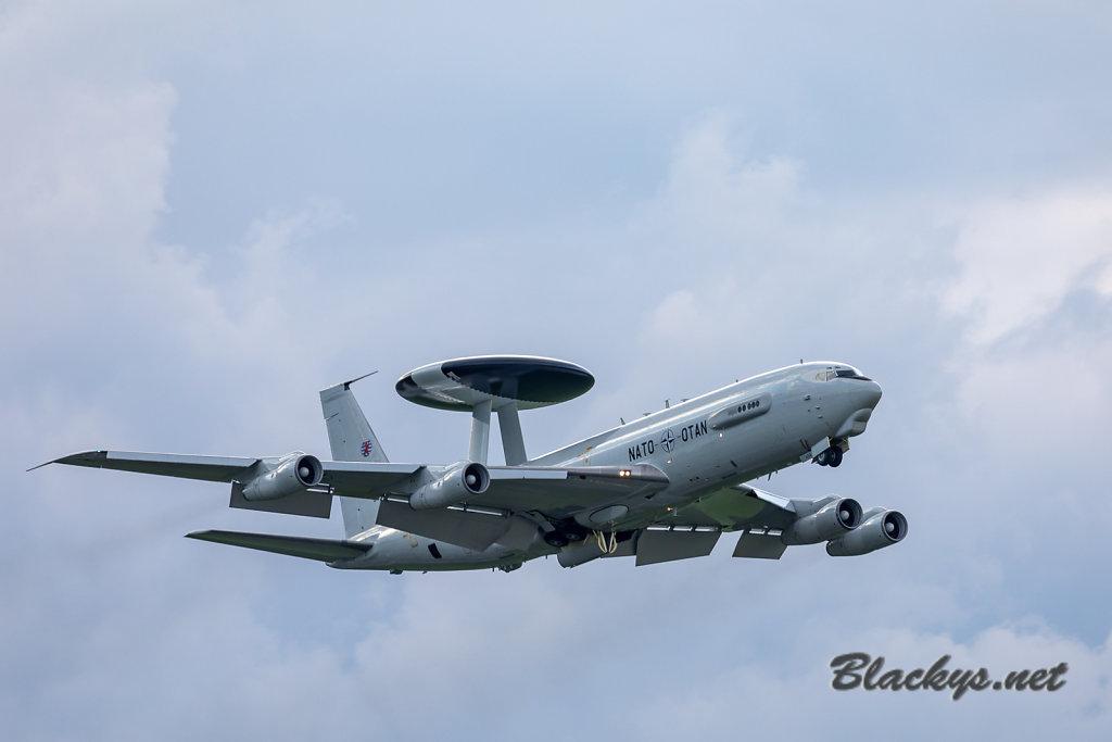 Boeing E-3A Sentry AWACS
